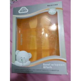 Porta Cubiertos Para Bebés Maws