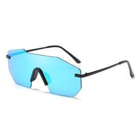 4038781cd Oculos Bl Exterminador Do Futuro Azul Filtro Solar Oreka - Óculos no ...