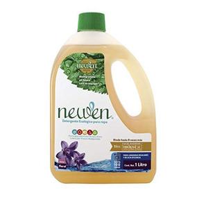 Newen Detergente Ecologico Eco Ropa 1 Litro 100 Cargas Suste