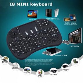 Mini Teclado Wireless Keyboard I8 Smart -tv Box/ Xbox Ps Usb
