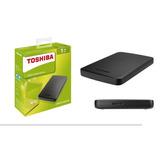 Disco Externo Toshiba Canvio 1tb Usb 3.0 Garantia Oficial