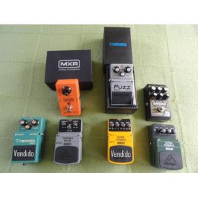 Pedales Analogos Para Guitarra Boss / Behringer / Dod & Mxr