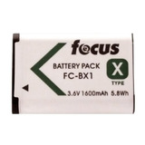 Bateria Focus Para Camara Sony Fc-bx1