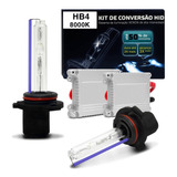 New Xênon Hb4 8000k 35w 12v Plug And Play Com Reator