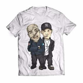 eeaf4e82fb9a5 Camisa Dmc - Camisetas e Blusas no Mercado Livre Brasil