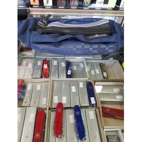 Riñonera Victorinox Orbital Waist Pack Bleu Marine Navyblack