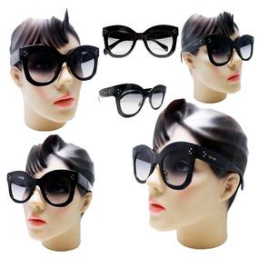 8a4bdfebc0110 Oculos Redondo Grande De Sol Outras Marcas - Óculos no Mercado Livre ...