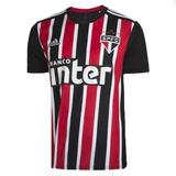 Camisa São Paulo Fc -2018/2019- Segundo Uniforme- adidas