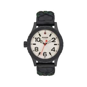 eb7bb6aed7ff Pulseras De Tela Personalizadas - Relojes Nixon Clásicos en Mercado ...