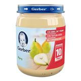 Gerber Para Bebe Papilla Et3 170gr Pera (12 Unidades)