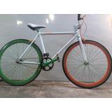 Bicicleta Lahsen Fixie