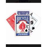Baraja Cartas De Poker Bicycle Jumbo