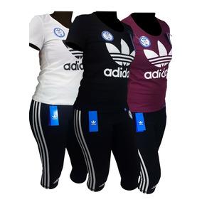 d145f7a6d1d66 Conjuntos Adidas De Mujer Originales - Ropa y Accesorios en Mercado ...