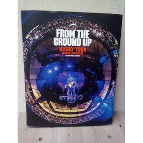 From The Ground Up, U2 360° Tour Photobook - Ed. Com Cd
