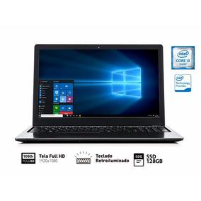 Notebook Vaio Fit 15s I3-6006u 4gb 128gb Ssd