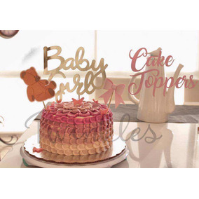 Cake Topper, Letrero Fiesta, Pastel Cumpleaños, Envío Gratis