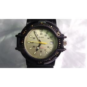 4b2c5196935 Relógio Alba - Relógios no Mercado Livre Brasil