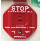 Alarma Para Salida De Emergencia