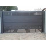 Portão De Garagem - Basculante (linha Leve)