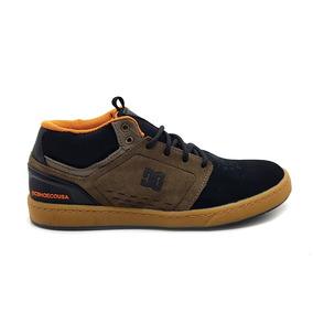 Tênis Dc Shoe Botinha Camurça