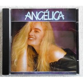 Cd Angélica 1988 / Edição Colecionador Trilhas & Afins