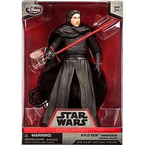 Kylo Ren Star Wars Elite Series Diecast Black Disney Store
