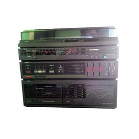 Som Antigo 3 Em 1 Philips (tape Não) Promoção