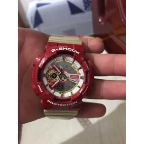 a7f4d49050b Relógio G Shock Homem De Ferro - Relógio Masculino no Mercado Livre ...