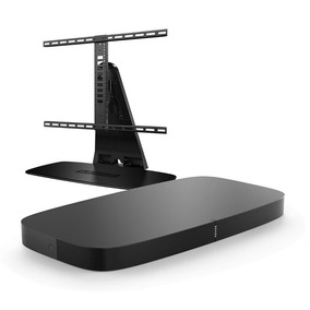 Bocina De Cine Inalambrica Sonos Playbase + Soporte Para Tv