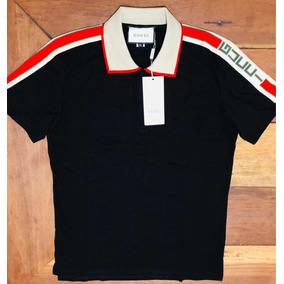 Camiseta Polo Gucci 2018 Tam G Ref003