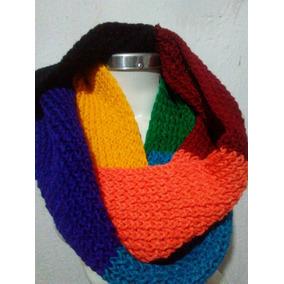 Bufanda Infinita Colores