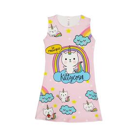 Divinos Vestidos Para Niñas De Lol Y Unicornios !