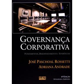 Livro - Governança Corporativa
