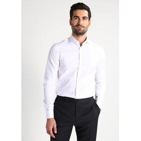 Camisa De Vestir Caballero Michael Kors Slimfit 16 1/2-34/35