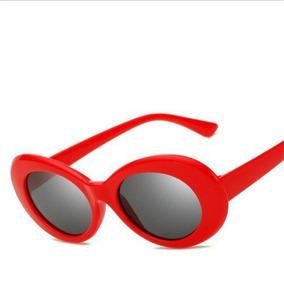 Oculos Kurt Cobain Preto vermelho - Óculos De Sol no Mercado Livre ... 7f7068adcb