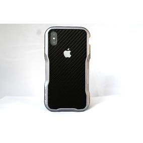 Bumper Case De Aluminio Venom Armor Para Apple Iphone X