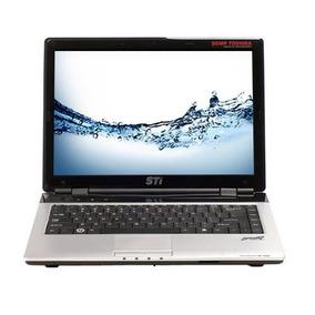 Notebook Sti Is 1412 Pentium 4gb 320gb Windows 14