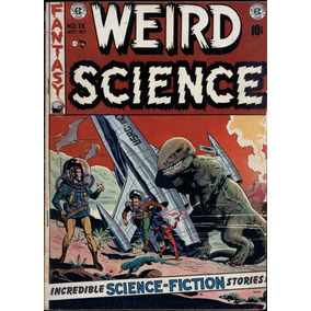 Weird Science #15 Set De 1952 Ec Comics 5.0 (importado)