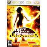 Dance Dance Revolution Universe (juego Solamente) Xbox 360