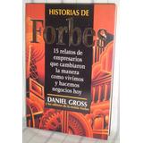 Historias De Forbes Daniel Gross Subrayado Bibliofilos