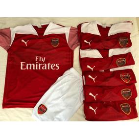 20 Uniformes Arsenal Local 2019 Completos