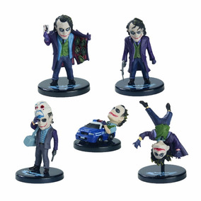 Boneco Chaveiro Coringa Joker Filme Dark Knight Heath Ledger