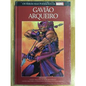 Hq Marvel Salvat Capa Vermelha Nº 9 Gavião Arqueiro - Novo!!