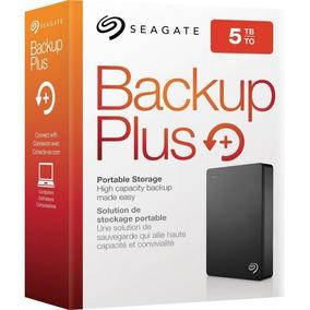 Hd Externo Portátil Seagate Backup Plus 5tb