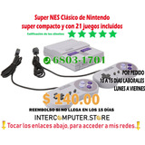 El Super Nes Edición Clásica Tiene La Apariencia Original