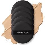 Beauty Logic Rubycell Cushion Air Puff (set Of 5) - 100% Lat