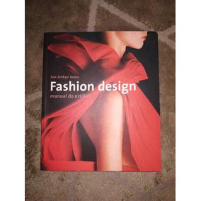 Fashion Design - Sue Jenkyn Jones - Livro