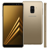 Samsung Galaxy A8 64gb 16mp Proteção Ip68 Octa Core 4gb