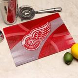 Nhl Detroit Red Wings 8 X 11.75 Fibra De Carbono Junta De