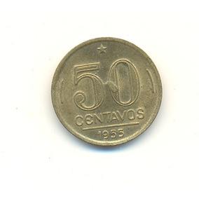 50 Cntvs. 1955 Com Sobra De Metal .